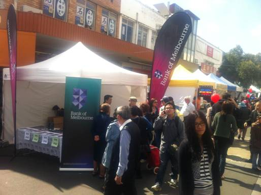 2014 Bupa Melbourne Chinese Moon Festival