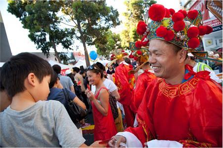 Box Hill Lunar Festival 2015