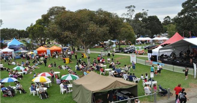 Maroondah Festival - 10th November, Sunday