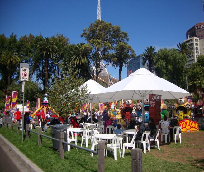 Moomba Festival 2014