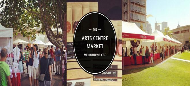 The Arts Centre Sunday Market