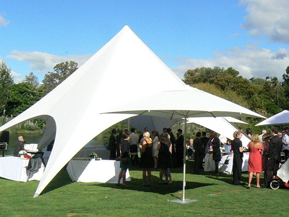 Marquee Hire in Glasgow : Baillies Marquees