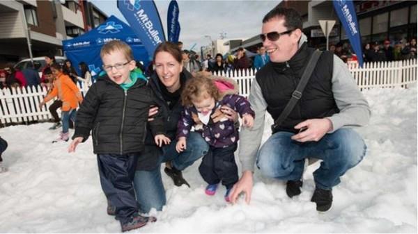 Springvale Snowfest 2015