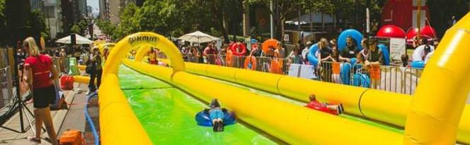 Slide The Streets