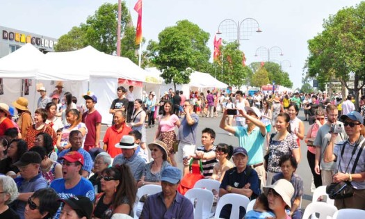 Chinese New Year Festival 2017 Glen Waverley