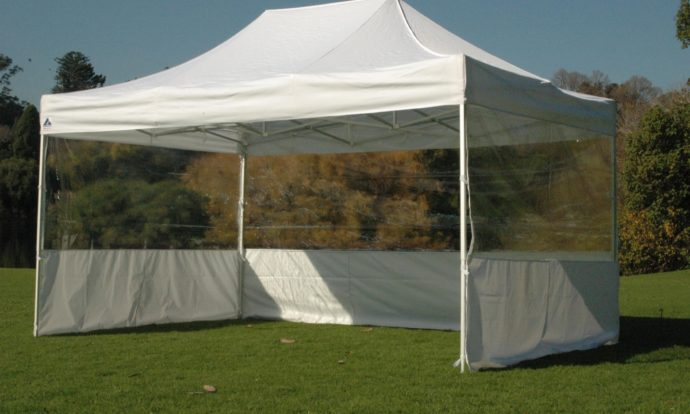 DIY Marquees 3m x 4-5m With Walls 02