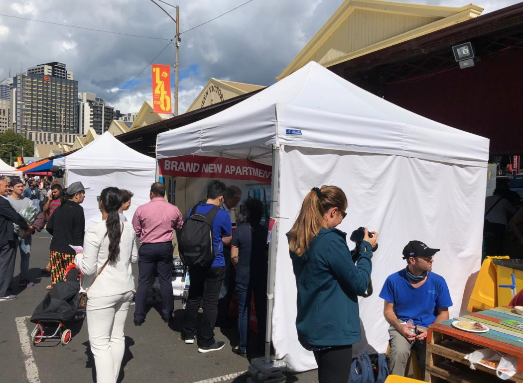 Queen Vic Market Family Funday