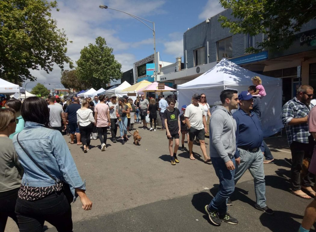 Main Street Mornington Festival