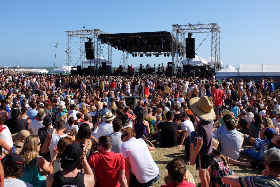 The St Kilda Festival on this Sunday